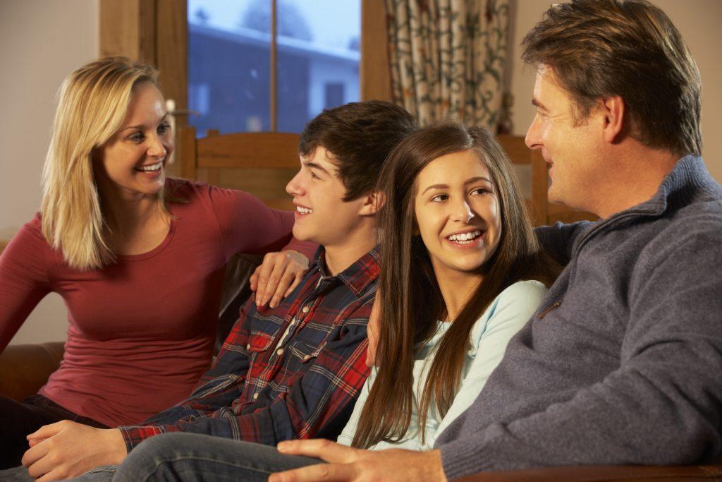 Charla en familia sobre la sexualidad