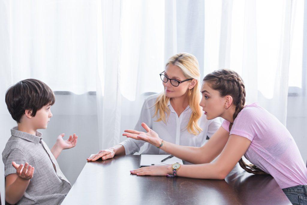 Cuándo es necesario acudir a terapia familiar