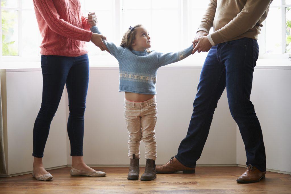 Llevar a los niños a terapia